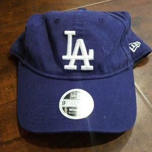 New Era Accessories - LA Dodgers Hat women s new with tag 98199f785e7d